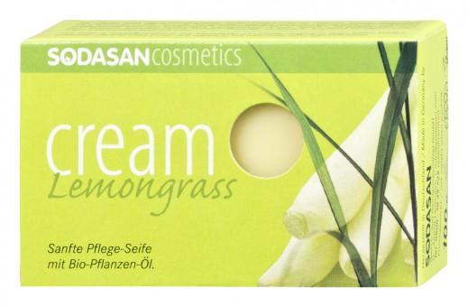Sodasan Lemongrass Seife