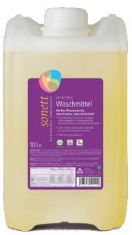 Sonett Flüssigwaschmittel Lavendel 10L
