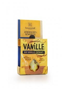 Sonnentor Gewürzöl Vanille-Extrakt bio