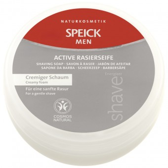 Speick Men Active Rasierseife