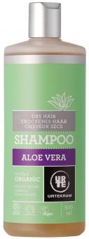 Urtekram Aloe Vera Shampoo für trockenes Haar 500ml