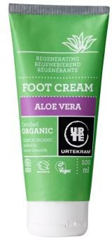 Urtekram Fußcreme Aloe Vera
