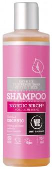 Urtekram Nordische Birke Shampoo für trockenes Haar 250ml