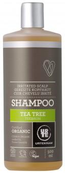 Urtekram Tea Baum Shampoo Antibakterial 500ml