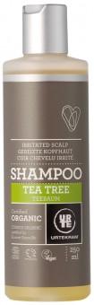 Urtekram Tea Baum Shampoo Antibakteriel 250ml