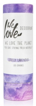 We Love The Planet Deo-Stick Lovely Lavender