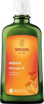 Weleda Arnika-Massageöl 200ml