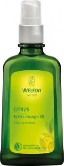 Weleda Citrus Erfrischungs-Öl 100ml