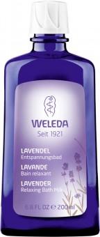 Weleda Lavendel-Entspannungsbad 200ml