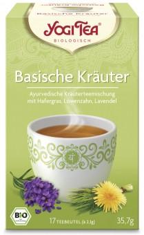 Yogi Tea Basische Kräuter bio