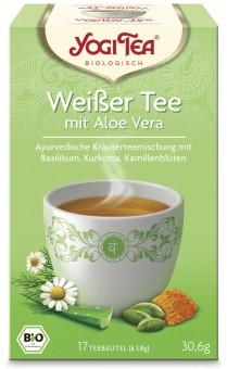 Yogi Tea Weißer Tee Aloe bio