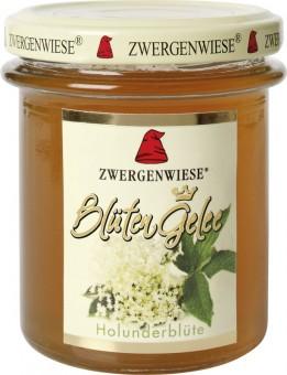 Zwergenwiese Frucht Gelee Holunderblüte bio