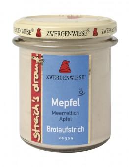 Zwergenwiese Streich's drauf Mepfel bio