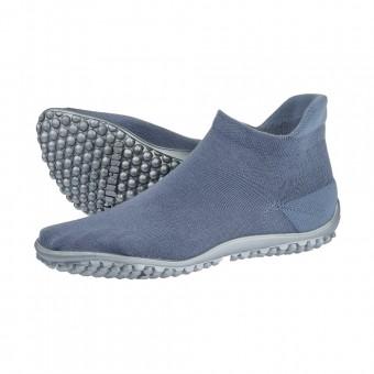 leguano sneaker titanblau