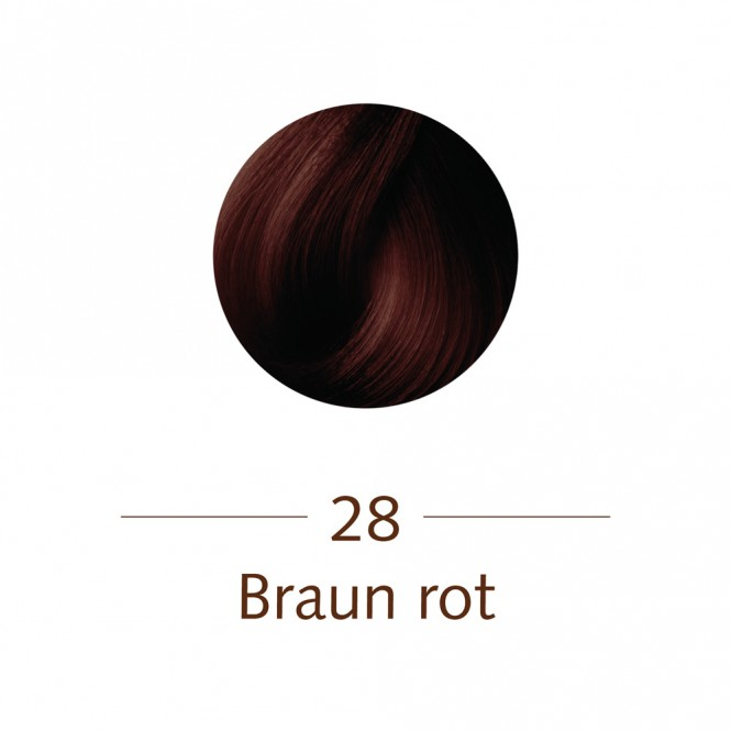 Sanotint Haarfarbe Nr28 Braun Rot