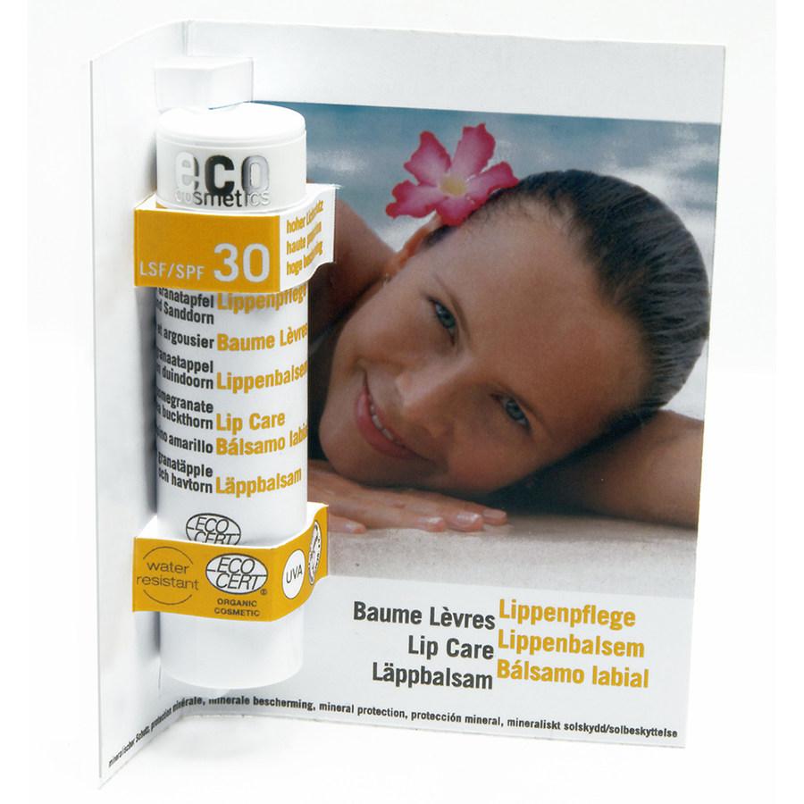 eco cosmetics lippenpflege lsf30 shop. Black Bedroom Furniture Sets. Home Design Ideas