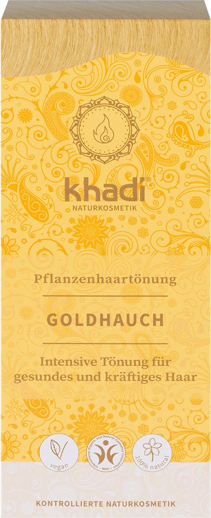khadi haarfarbe goldhauch shop. Black Bedroom Furniture Sets. Home Design Ideas