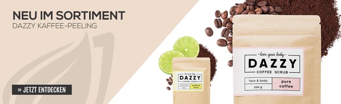DAZZY Scrub Kaffeepeeling