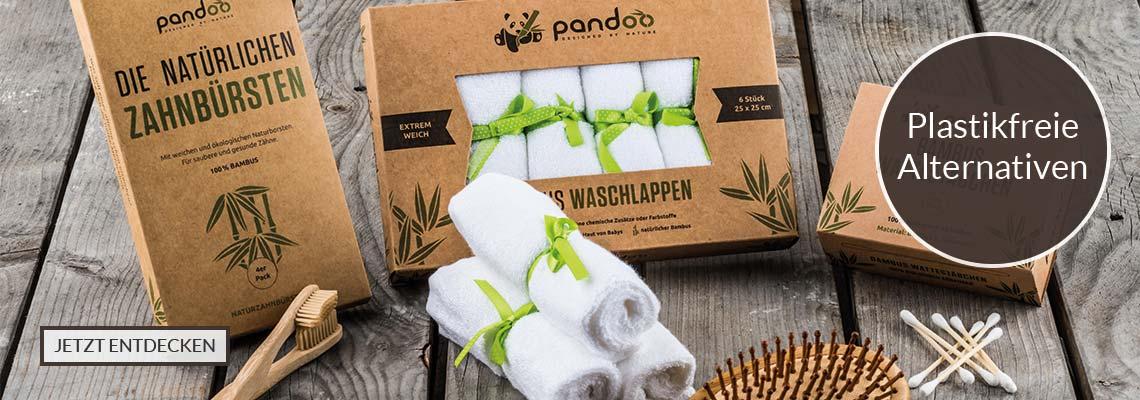 pandoo Bambus-Produkte