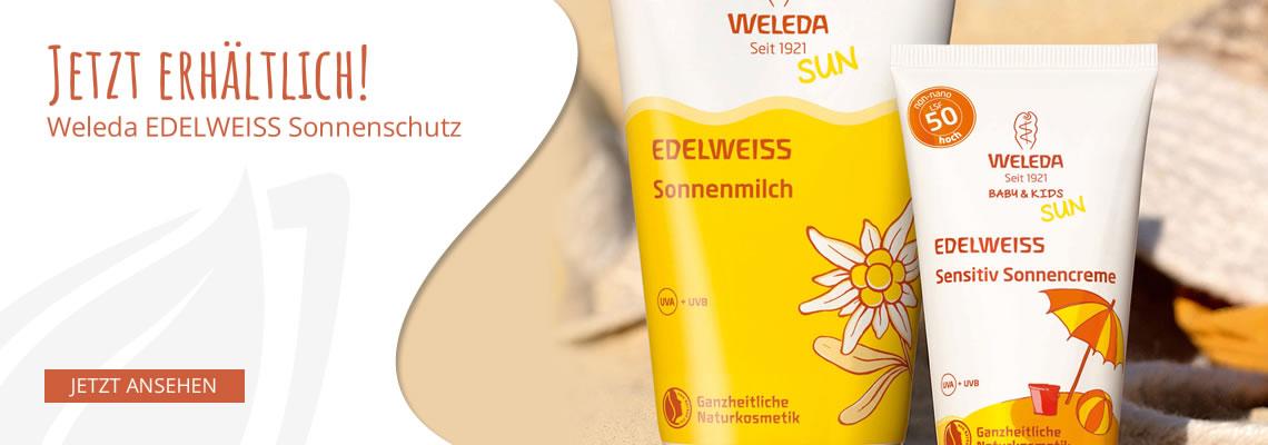 Weleda EDELWEISS Sonnenpflege