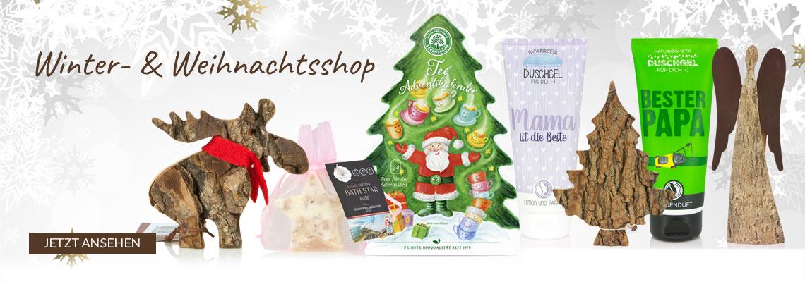 Winter- & Weihnachtsshop
