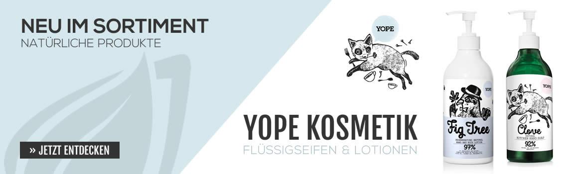 YOPE Kosmetik